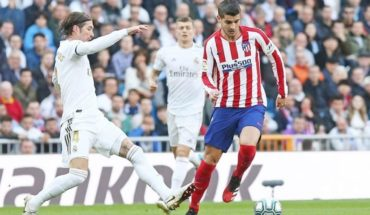 Atlético de Madrid confirma lesión de Morata, podría ser baja ante Liverpool