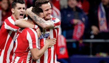 Atlético de Madrid dio la sorpresa y le ganó 1 a 0 a Liverpool en España