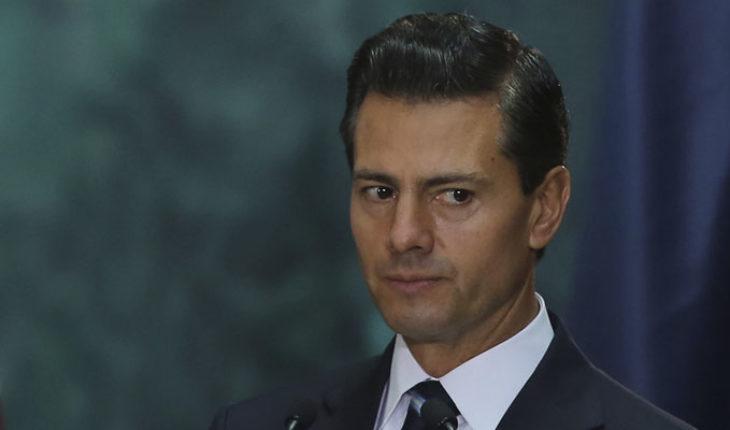 Autoridades estadounidenses investigarán a Peña Nieto por corrupción