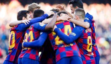 Barcelona sufrió y le ganó a Getafe con una asistencia de Lionel Messi