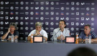 Blanco y Negro definirá hoy candidatos para ser el nuevo entrenador de Colo Colo