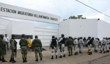 CNDH investiga denuncias por maltrato contra migrantes