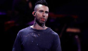 Chilenos repletaron de mensajes la cuenta de Instagram de Adam Levine criticando su paso por Viña