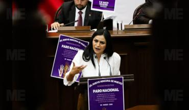 Con punto de acuerdo, Congreso de Michoacán politiza el Paro Nacional de Mujeres
