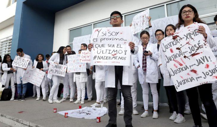 Con rastreo desde Colombia hallaron a estudiantes asesinados en Puebla