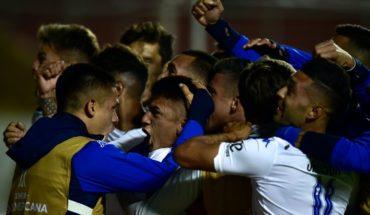 Con un agónico penal sobre la hora, Vélez consiguió clasificar en la Copa Sudamericana