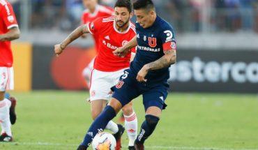 Conoce la agenda de clubes chilenos en Copa Libertadores y Copa Sudamericana