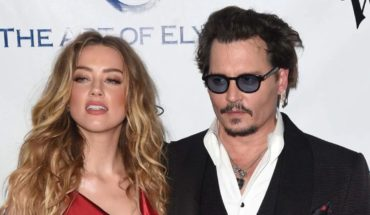 Difunden violentos mensajes de Johnny Depp hablando sobre Amber Heard