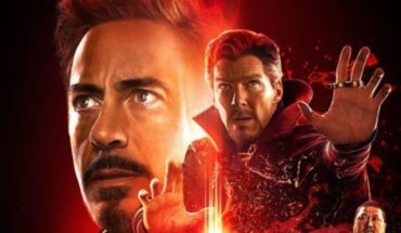 Doctor Strange casi se pone la armadura de Iron Man en Avengers: Infinity War