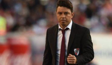 """Eduardo Barrionuevo: """"A Gallardo lo vi bien y con ganas de arrancar de nuevo"""""""