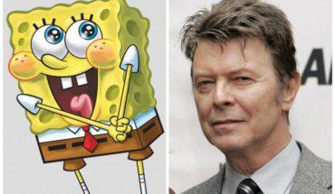 Bob Esponja y Bowie: El motivo del cameo del artista en la serie animada