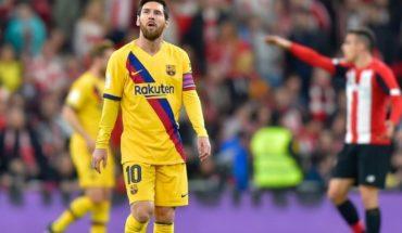 En el medio de la crisis, Barcelona fue eliminado de la Copa del Rey