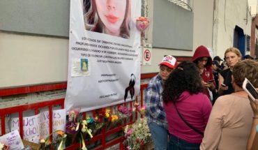 Entre abrazos y denuncias, mujeres rinden homenaje a Ingrid Escamilla