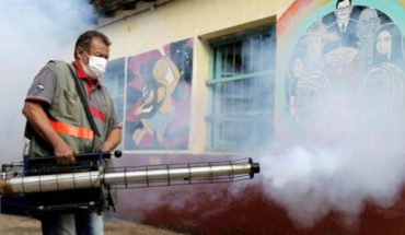 Epidemia de dengue en Paraguay: 34 muertos y 11.311 casos confirmados