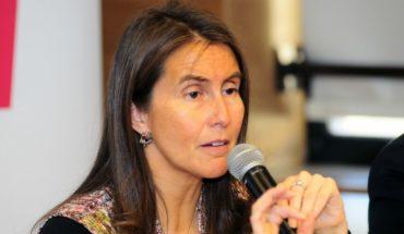 """Ex directora del INE, Ximena Clark: """"esto fue un error, no una actualización como lo hicieron ver en el comunicado"""""""