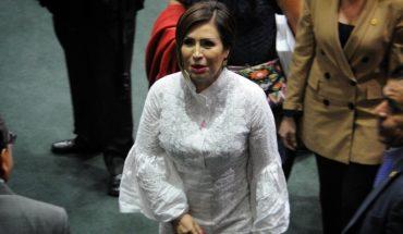 Exfuncionarios testifican en juicio político contra Rosario Robles