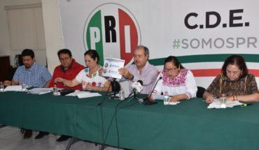 Exige PRI Michoacán compromiso real del presidente con las mujeres