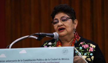 Fiscalía de CDMX propone sancionar con cárcel filtración de imágenes de víctimas