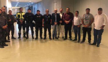 Fortaleza se reunió con el Ejército y garantizó el partido con Independiente