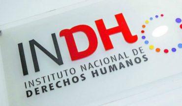 Funcionarios del INDH rechazan críticas de director (s) a las manifestaciones sociales