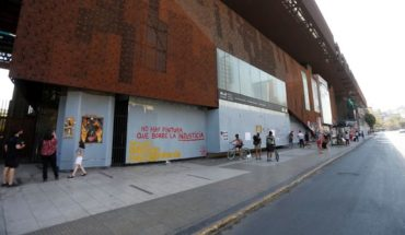 """Gobierno y pintura en el GAM: """"Las manifestaciones artísticas son aquellas que no incitan al odio"""""""