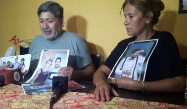 """Hablaron los padres del hincha de Olimpo asesinado: """"No era barrabrava"""""""
