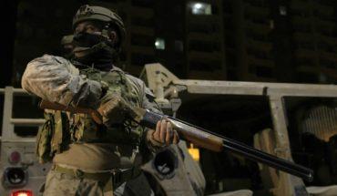 INDH oficia al Ministerio de Defensa por las reglas del uso de la fuerza de las FF.AA.