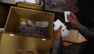 Independientes realizaron descargos ante el Tricel por exclusión en franja de TV para el plebiscito de abril