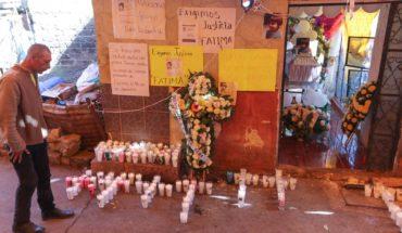 Juez abre proceso contra pareja por feminicidio de Fátima