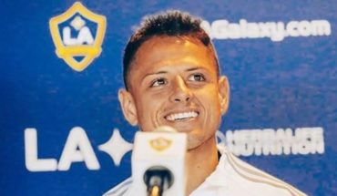 LA Galaxy inicia campaña y cobra para conocer a Chicharito Hernández