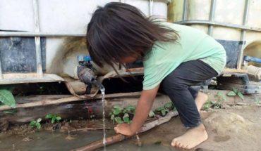 La Cruz Roja aportará 2 millones de litros de agua potable a los wichis