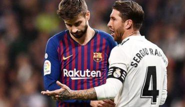 La bomba que Sergio Ramos le confesó a Piqué antes del Clásico