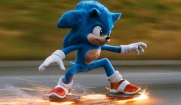 La película de Sonic rompió récords en los Estados Unidos