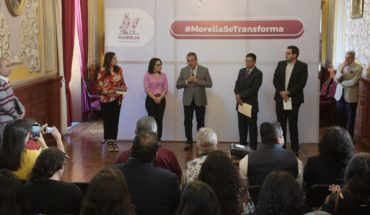 """""""La transparencia, un pilar en el Gobierno de Morelia"""": Raúl Morón"""