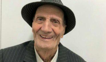 Le pidieron autorización de sus padres a un abuelito de 101 años para que pudiera hacer un trámite