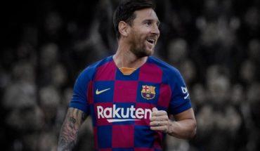 """Lionel Messi calma los rumores de salida: """"Amo Barcelona. Esta es mi casa"""""""