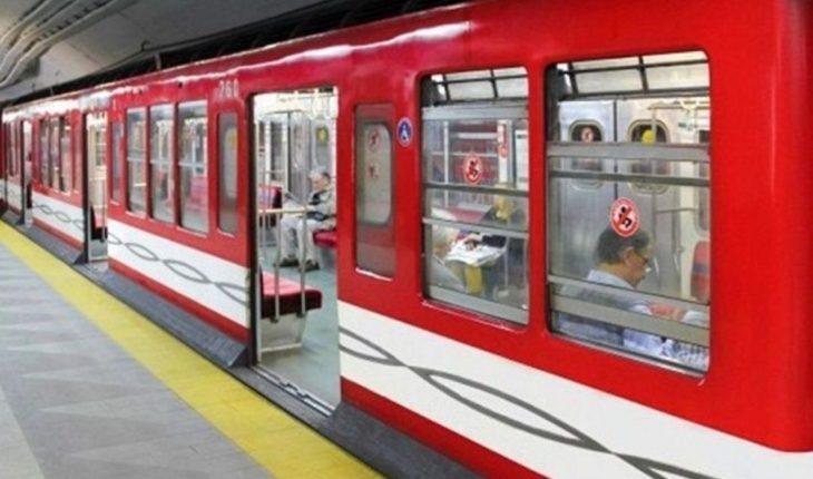 Metrodelegados advierten medidas de fuerza si no retiran vagones con asbesto