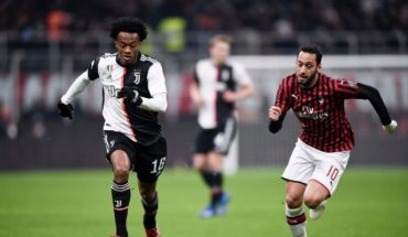 Milan vs Juventus: Goles, resumen, resultado Copa Italia 2020