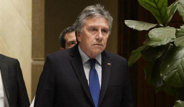 """Ministro de Defensa: """"Las Fuerzas Armadas no pueden aceptar que sean objeto de ataque"""""""