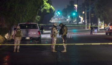 Muere bebé tras ser herido de bala en Hermosillo, Sonora