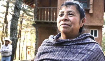 Mujeres purépechas luchan contra el machismo para liderar su comunidad