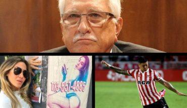 Murió Jorge Todesca, novedades en Puerto Deseado, Jimena estrenó Put@, Marcos Rojo desgarrado y más...