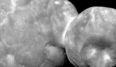 NASA libera las primeras imágenes del asteroide que no debería existir