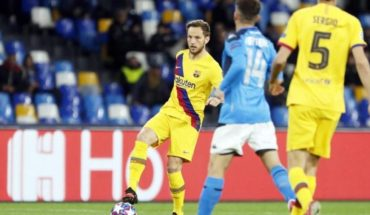 Napoli vs Barcelona: Goles, resumen, resultado Champions League 2020