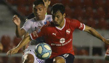 Noche caliente en Avellaneda: Independiente logró un agónico empate ante Arsenal
