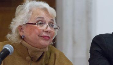 Olga Sánchez apoya el paro de mujeres, pero trabajará el 9 de marzo