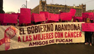Pacientes de Fucam exigen se regrese el apoyo del gobierno