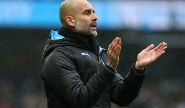 """Pep Guardiola, fiel a Manchester City: """"Si no me echan, me quedaré aquí"""""""