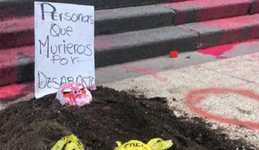 Personas con VIH protestan para exigir abasto de medicinas