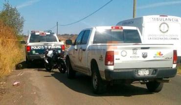 Pierden la vida dos personas en un accidente carretero en Venustiano Carranza, Michoacán